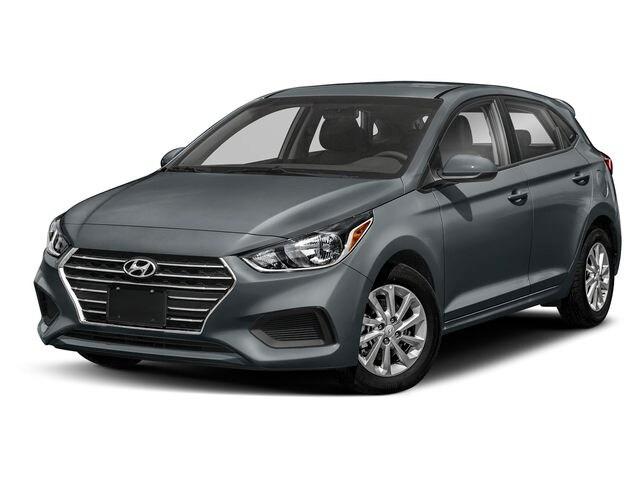 2020 Hyundai Accent IVT PRE Hatchback