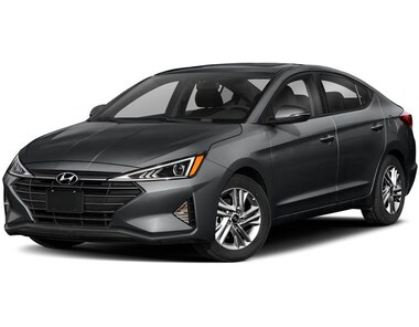 2020 Hyundai Elantra Essential 6sp Sedan