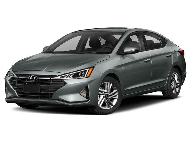 2020 Hyundai Elantra 4DR FWD PR Sedan