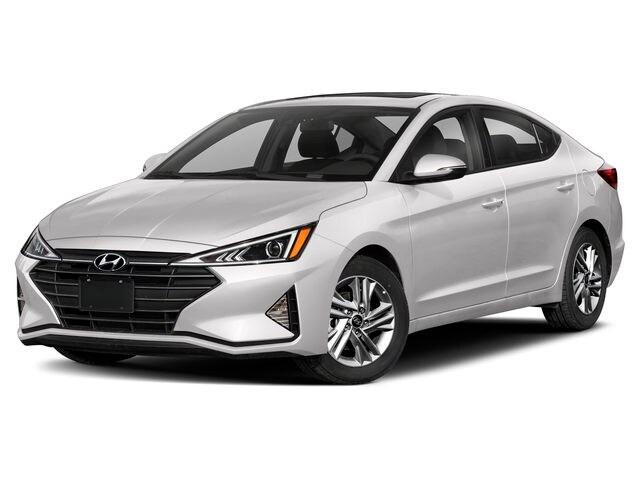 2020 Hyundai Elantra IVT FWD Sedan