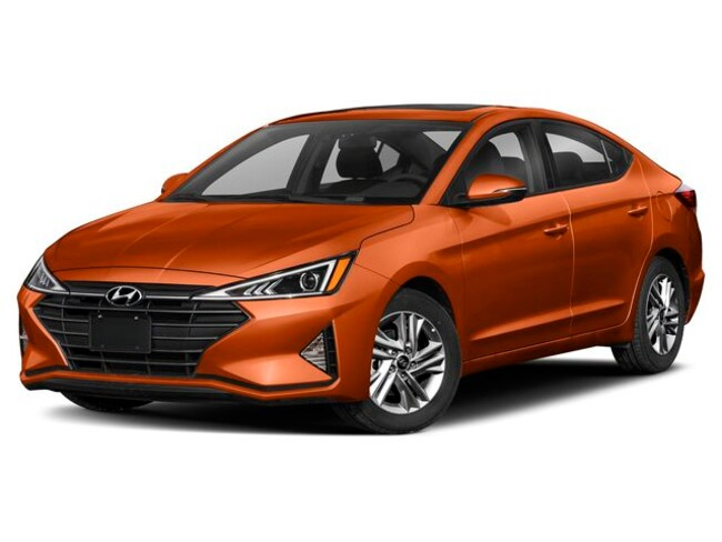 2020 Hyundai Elantra Preferred Sun & Safety Sedan