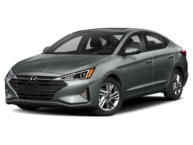 2020 Hyundai Elantra Preferred IVT Sun and Safety Sedan