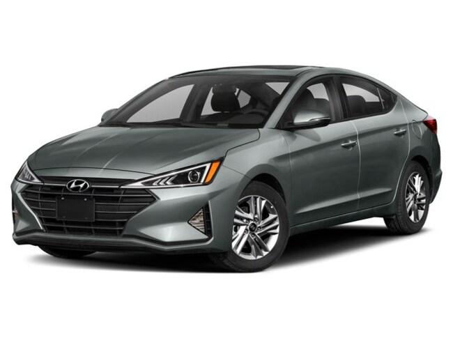 2020 Hyundai Elantra Preferred w/Sun & Safety Package Berline