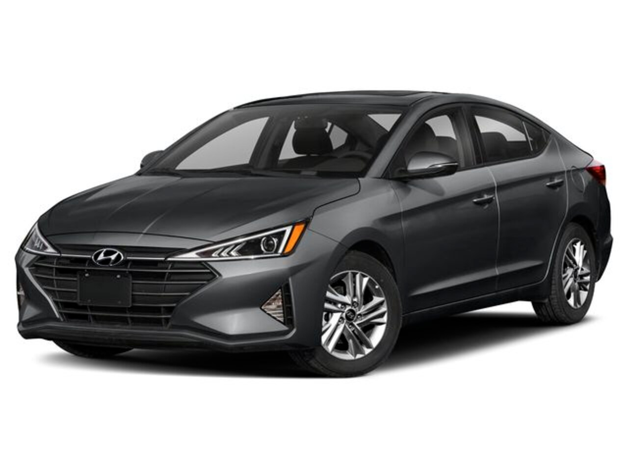 2020 Hyundai Elantra Preferred w/Sun & Safety Package Sedan
