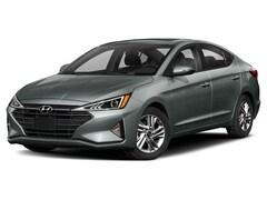 2020 Hyundai Elantra Luxury IVT Sedan