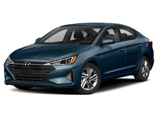 2020 Hyundai Elantra Luxury Berline
