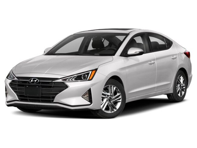 2020 Hyundai Elantra Luxury IVT Sedan