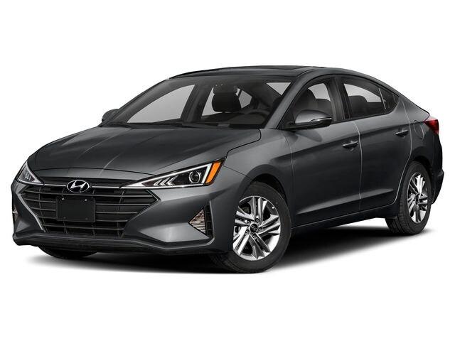 2020 Hyundai Elantra IVT LUX Sedan