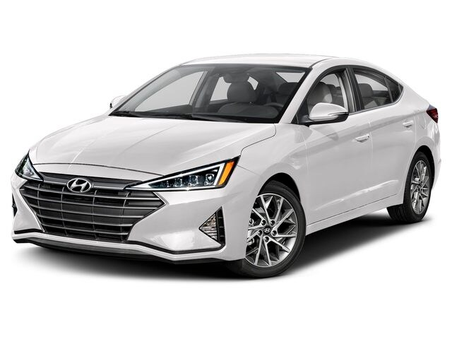 2020 Hyundai Elantra FWD ULT Sedan