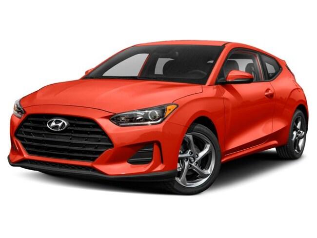 2020 Hyundai Veloster Luxury Hatchback