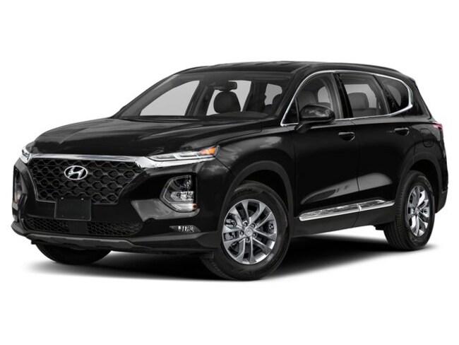 2020 Hyundai Santa Fe Luxury SUV