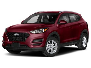 2020 Hyundai Tucson Preferred w/Trend Package