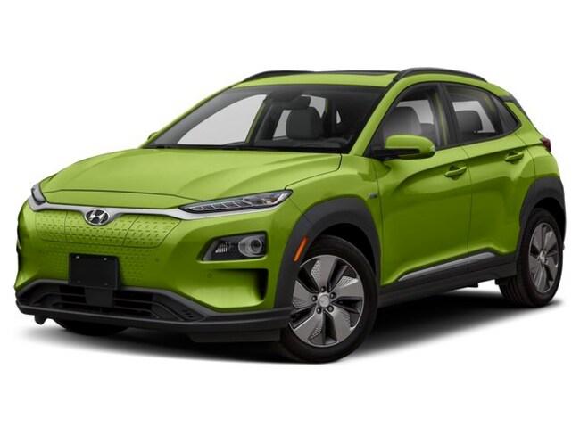 2020 Hyundai KONA EV Essential SUV