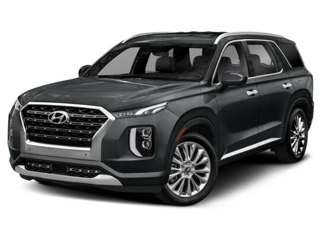 2020 Hyundai Palisade Ultimate 7-Passenger AWD SUV