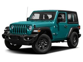 New 2020 Jeep Wrangler Sport SUV K20133 in Kelowna, BC