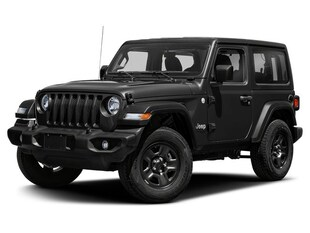 2020 Jeep Wrangler Black and Tan Edition SUV