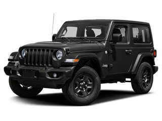 New 2020 Jeep Wrangler Sport S SUV for Sale in Hinton