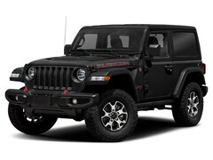 2020 Jeep Wrangler JL Rubicon SUV