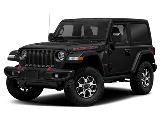 2020 Jeep Wrangler Rubicon SUV