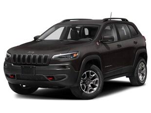 2020 Jeep Cherokee Trailhawk SUV 1C4PJMBX2LD611271