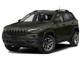 2020 Jeep Cherokee Trailhawk Elite SUV 1C4PJMBX6LD626839