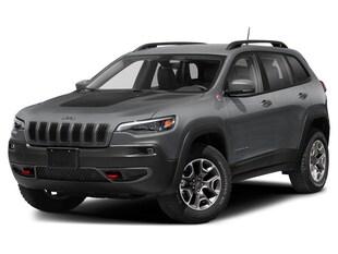 2020 Jeep Cherokee Trailhawk SUV 1C4PJMBX0LD607042