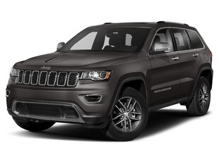 2020 Jeep Grand Cherokee Limited SUV 1C4RJFBG0LC224549