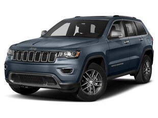 2020 Jeep Grand Cherokee Limited X SUV 1C4RJFBT1LC147137