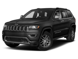 2020 Jeep Grand Cherokee Limited X SUV