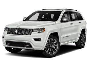 2020 Jeep Grand Cherokee Overland SUV 1C4RJFCG7LC221839