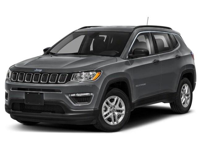 2020 Jeep Compass Sport Sport 4x4