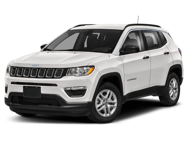 2020 Jeep Compass Upland Edition Upland Edition 4x4 *Ltd Avail*
