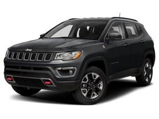 2020 Jeep Compass Trailhawk SUV 3C4NJDDB1LT156559