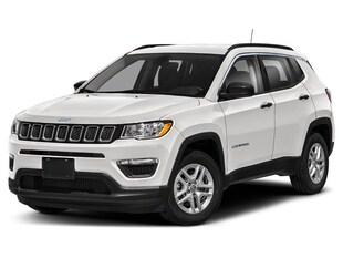 2020 Jeep Compass Altitude SUV 3C4NJCBB9LT169248 200354