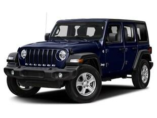 2020 Jeep Wrangler Unlimited Sport S SUV 1C4HJXDN7LW270102 200477