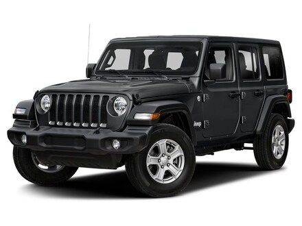 2020 Jeep Wrangler Unlimited Sport S VUS