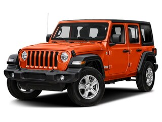 New 2020 Jeep Wrangler Unlimited Sport SUV for sale/lease in St. Paul, AB