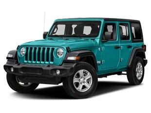 2020 Jeep Wrangler Unlimited Sport S SUV 1C4HJXDN9LW270103 200479