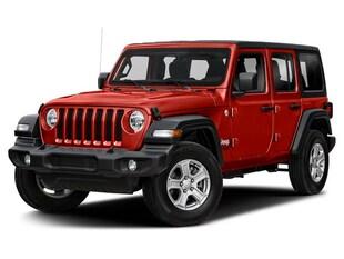 2020 Jeep Wrangler Unlimited Sport S SUV 1C4HJXDNXLW275598 200484