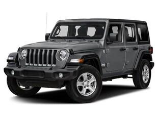 2020 Jeep Wrangler Unlimited Sport S SUV 1C4HJXDN7LW275588 200475