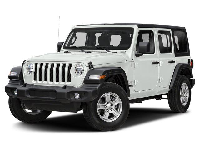 2020 Jeep Wrangler Unlimited SUV