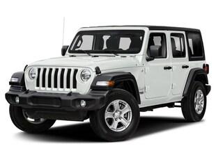 2020 Jeep Wrangler Unlimited Sport S SUV 1C4HJXDN9LW275589 200476