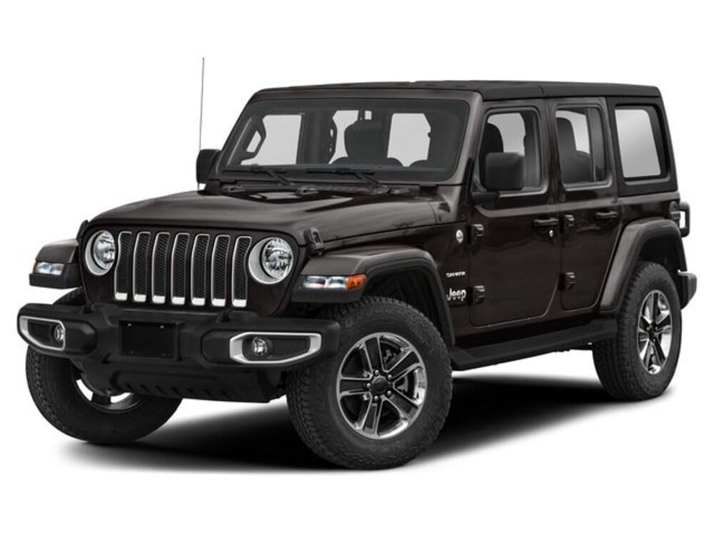 2020 Jeep Wrangler Unlimited Sahara WRANGLER UNLIMITED SAHARA VUS