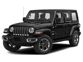 2020 Jeep Wrangler Unlimited Sahara VUS
