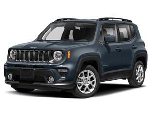 2020 Jeep Renegade Altitude SUV ZACNJBB19LPL22362 200331