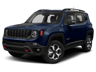 New 2020 Jeep Renegade Trailhawk for sale/lease in Saskatoon, SK