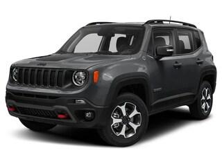 2020 Jeep Renegade Trailhawk 4x4 Sièges / Volant chauff Nav *Cuir* VUS