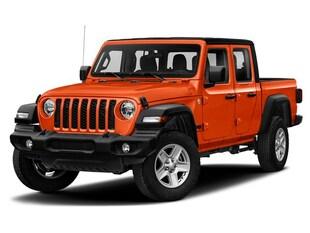 2020 Jeep Gladiator Sport S Truck Crew Cab 1C6HJTAG3LL190626