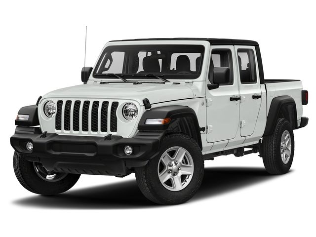New 2020 Jeep Gladiator For Sale at Girard Automobile Inc