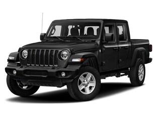 2020 Jeep Gladiator Sport S Truck Crew Cab 1C6HJTAG7LL147584